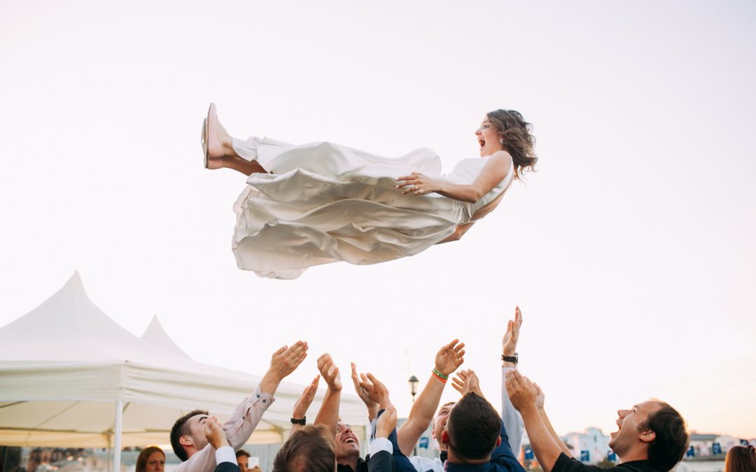Small and Relaxed Wedding Inspiration