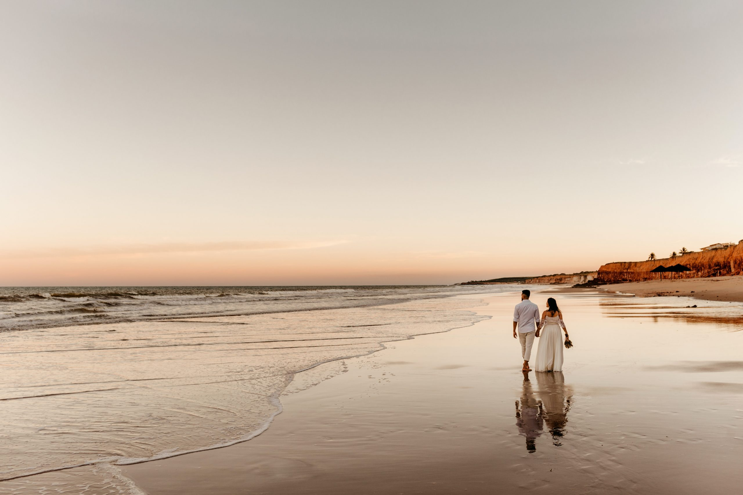 Beach Elopement Wedding - Jonathon Borba