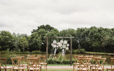 Elmbridge Farm Tipi Wedding Venue – Recommended Celebrant